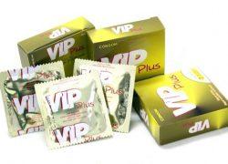 Bao cao su phổ thông VIP Plus gia đình giá rẻ tại Thanh Hóa
