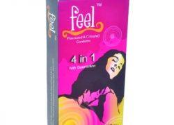 BCS Feel 4 in 1 kéo dài thời gian, gân gai, hương dâu tại Thanh Hóa